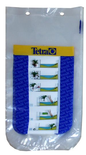 Tetra Transport poser - Small 50stk