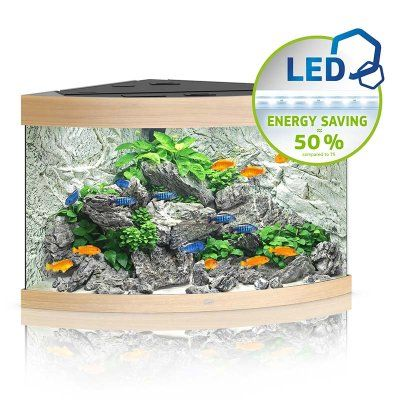 Juwel Trigon 190 LED - Eik