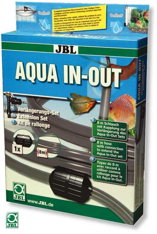 JBL Aqua In-Out 8m Forlenger