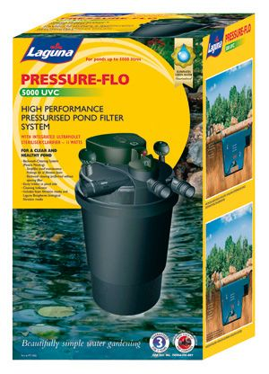 Laguna Pressure-Flo 6000