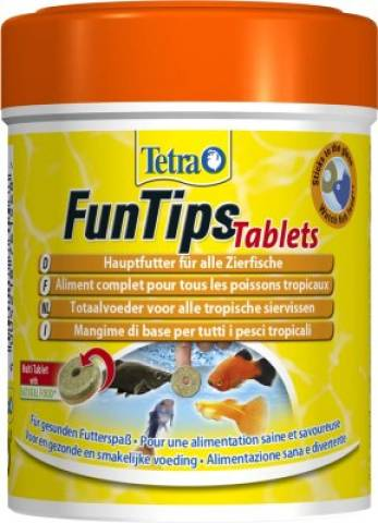 Tetra Funtips Tips 165 tabletter