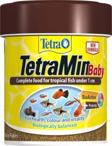 TetraMin Baby 66ml