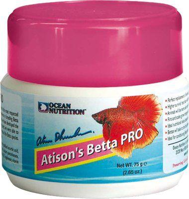 Ocean Nutrition Atison's Betta Pro 75g