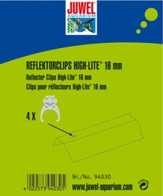 Juwel Reflektor Clips T5 - 4stk