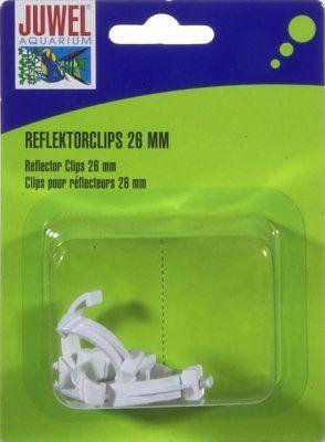Juwel Reflektor Clips T8 - 4stk