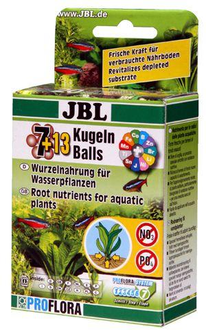 JBL 7 + 13 kuler plantenæring
