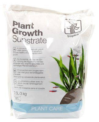 Tropica plantesubstrat 2,5L