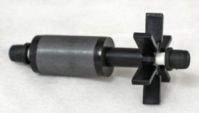 Rotor og rotorpinne til Tetratec IN800