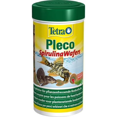 Tetra Pleco Multi Wafers 250ml