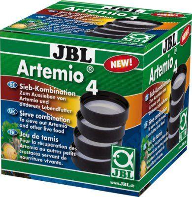 JBL Artemio 4 - 4stk Siler