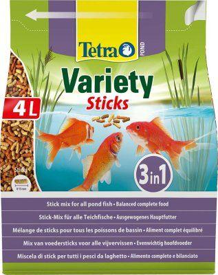 Tetra Pond Variety Sticks 4L