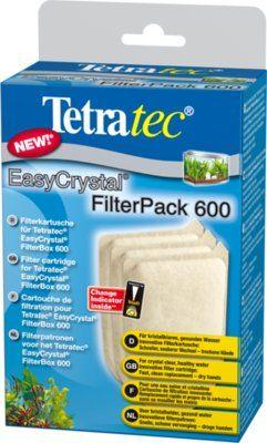 Filterpatron til EasyCrystal 600 - Uten kull