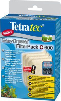 Filterpatron til EasyCrystal 600 - Med kull