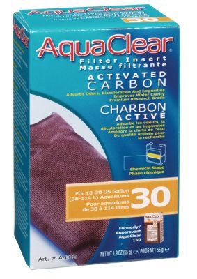 Aquaclear 30 Hang-On Kullfilter