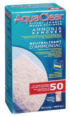 Aquaclear 50 Hang-On Ammoniakkfjerner