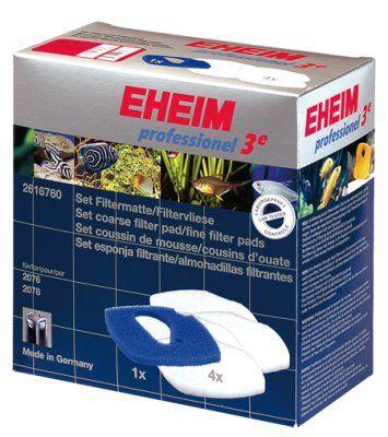 Eheim Pro 3e filtersett for 2076 - 2078