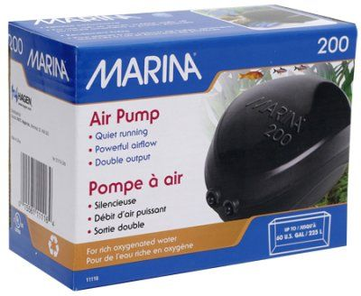 Marina Luftpumpe 200
