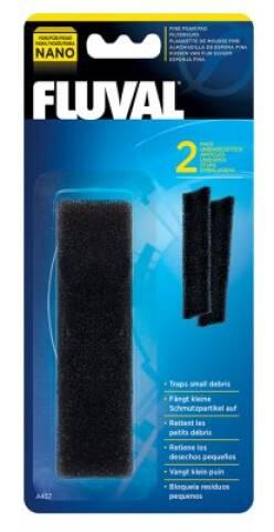 Fluval Nano - Finfilter