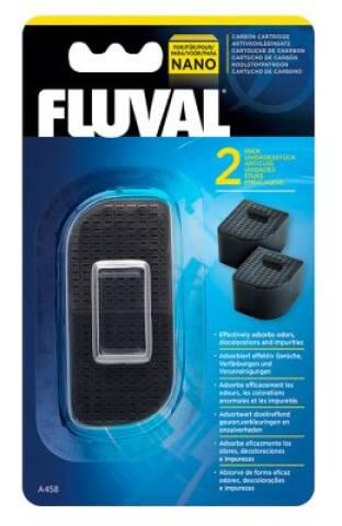 Fluval Nano - Kullfilter