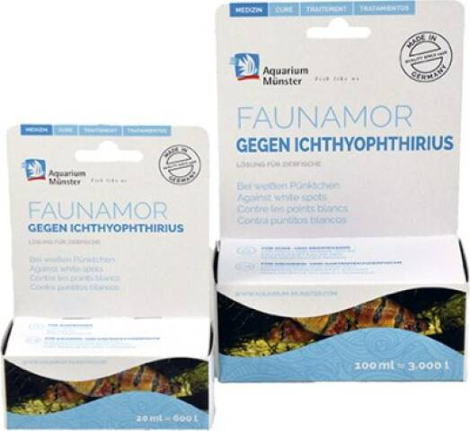 Aquarium Münster - Faunamor 100ml