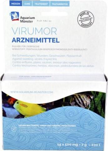 Aquarium Münster - Faunamor - P