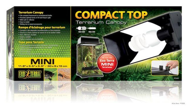 Exo Terra Compact Top Mini