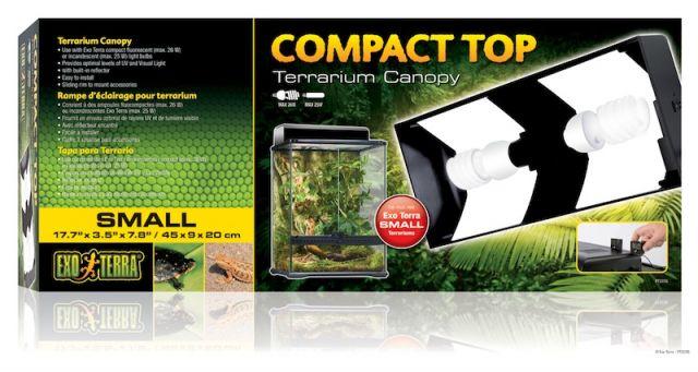Exo Terra Compact Top Small