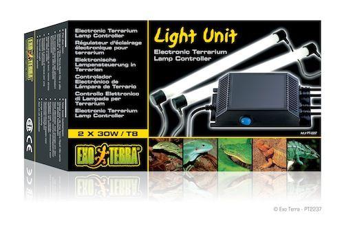 Exo Terra Light Unit 2x30w