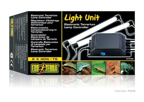Exo Terra Light Unit 2x36w