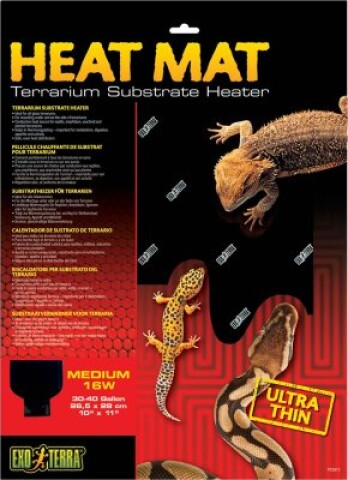 Exo Terra Heat Wave Desert 16w