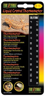 Exo Terra Liquid Crystal Termometer