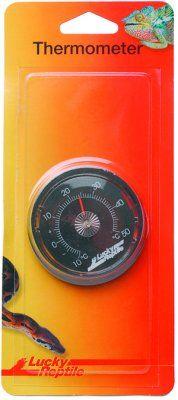 Lucky reptile termometer rund