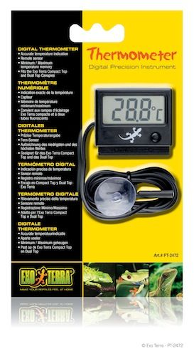 Exo Terra Digital termometer