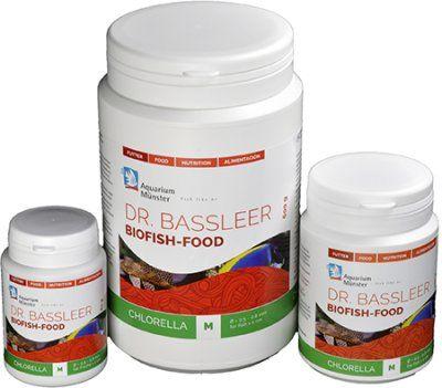 Dr. Bassleer Biofish Food Chlorella 60g - M