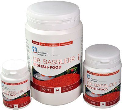 Dr. Bassleer Forte 600g - M