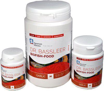 Dr. Bassleer Biofish Food Garlic 600g - L