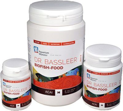Dr. Bassleer Biofish Food Acai 170g - XL