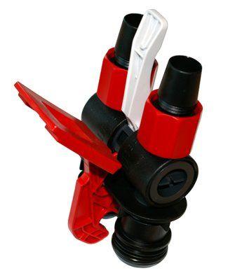 Slangeadapter 106/206/306/406