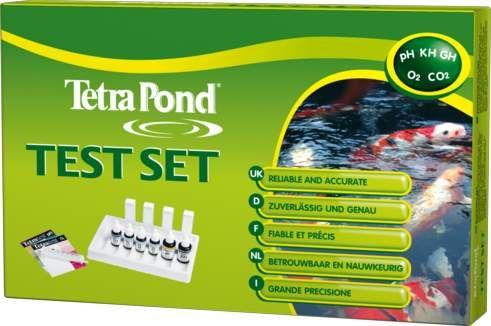 Tetra Pond Test Set