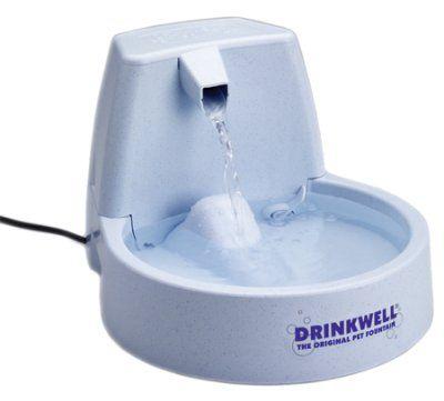 Drinkwell Original 1.5L Hvit