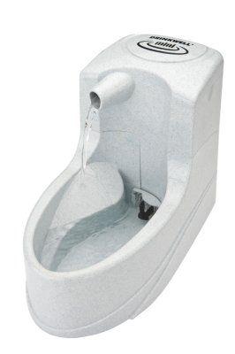 Drinkwell Mini 1.2L hvit