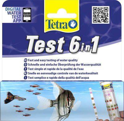 Tetra Test set 6 i 1