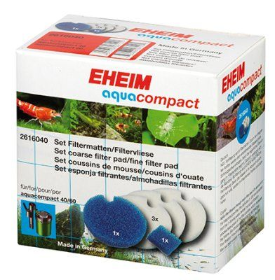 Filtermateriale til Aqua Compact 40/60