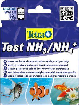 Tetra Amoniakk test