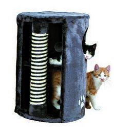 Kattemøbel Cat Tower M/Plysj og Klorestokk