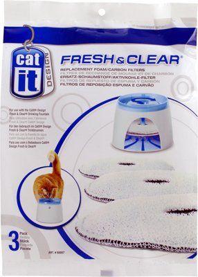 Catit Small 2L - Kullfilter