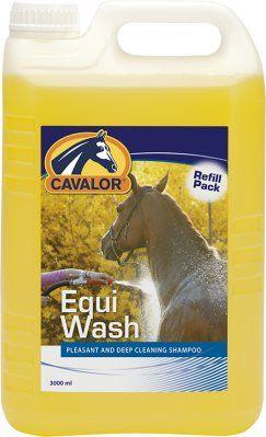 Cavalor Equi Wash Shampoo 3L