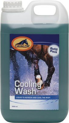Cavalor Cooling Wash Shampoo 3L