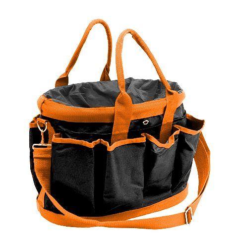 Jacson Stallveske Svart/orange
