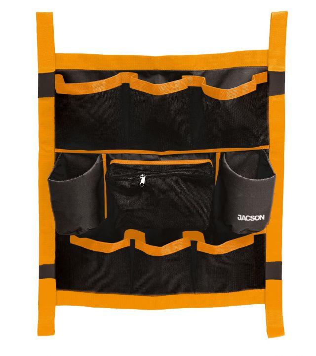 Jacson Grooming Board - Svart/orange